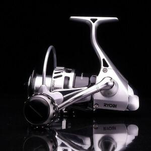 Ryobi TT Power 6000 Performance Spinning or Jigging Fishing Reel - 5.0:1 Gearing