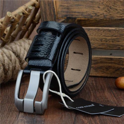 Genuine Leather Belts For Men Classy Dress Belts Mens Belt Usa Stock