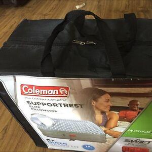 Coleman never opened elite queen air bed  London Ontario image 2