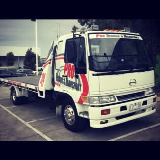 TOW TRUCK SERVICE CANBERRA