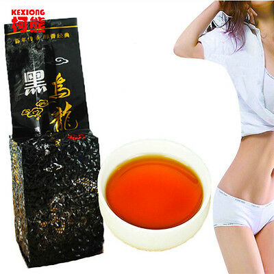 Weight Loss 250g Black Oolong Slimming Tea Oil Cut Black Oolong Slimming Product