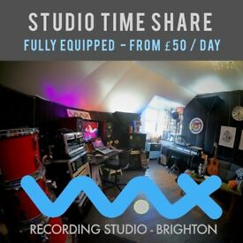 MUSIC STUDIO SPACE Time Share! Recording studio for music producers & musicians - music studios