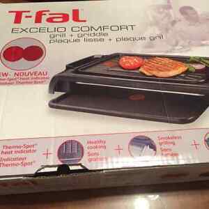 T Fal Electric Grill and Griddle, $40