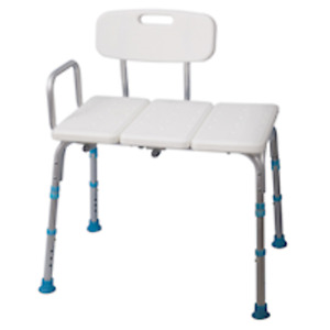 AquaSense Adjustable Bath and Shower Transfer Bench