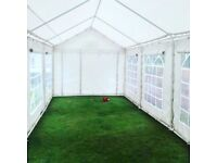 MARQUEE / TENT HIRE 07398786111 Chairs Tables Lighting Heating etc.... 4x6 4x8 4x10 4x12