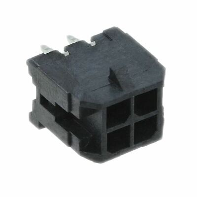 0430450412 Conn Wire To Board Hdr 4 Pos 3mm Solder St Thru-hole