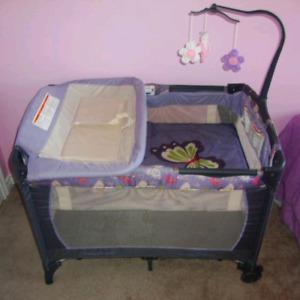 Baby trend nursery centre