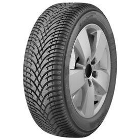 Virtually Brand New Snow Tyres 235 60 r16