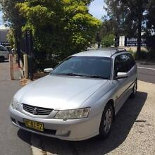 2003 Holden Commodore Station Wagon- Sydney Woolloomooloo Inner Sydney Preview