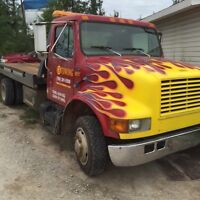 Towing and Recovery Service in Fort McMurray
