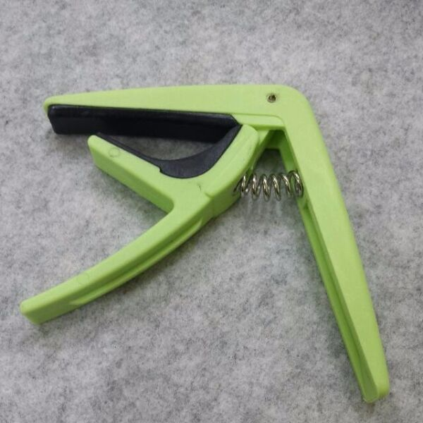 Capo - Green Colour (Plastic) - Free Postage