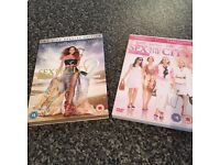 Sex and the City DVD movies