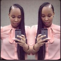 EXPERIENCED HAIR STYLIST ( BRAIDING AND EXTENSIONS)