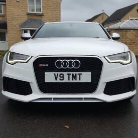 Audi Rs6 Selfdrive hire or chauffeur service
