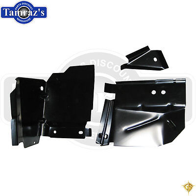 "67-70 Mustang Fb /& Cpe Firewall Body Sub Frame Support Brace /"" Torque Box /"" RH"
