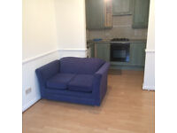 Mile End/Stepney E1. Newly Redecorated Light & Spacious 1 Bed Furnished Flat with Parking