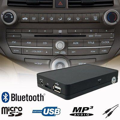 Car Bluetooth Handsfree USB MP3 CD Changer Adapter Honda Accord Civic 2003-2011