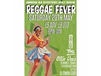 REGGAE FEVER at Ollie Vee's