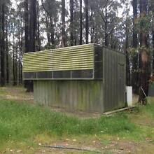 Bank of 4 Bird Aviarys Whittlesea Whittlesea Area Preview