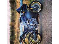Yamaha R1 2010 big bang with loads of extras!!!