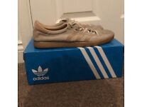 UK 11, Adidas spezial!