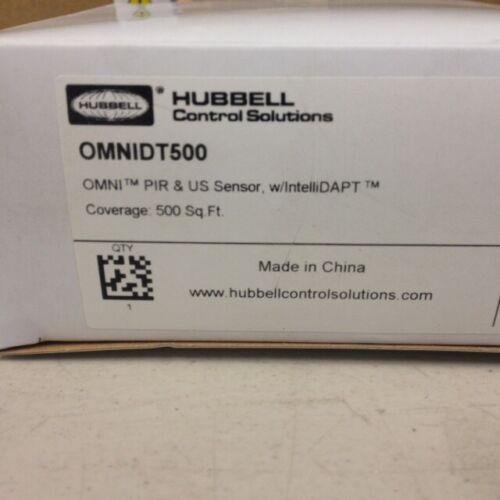NEW Hubbell OMNIDT500 Sensor