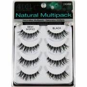4 Pairs x Ardell DEMI WISPIES NATURAL MULTIPACK False Eyelashes Brunswick Moreland Area Preview