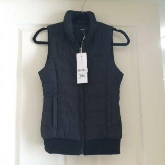 BRAND NEW BLACK MOSSIMO VEST SIZE 6 Mount Pritchard Fairfield Area Preview