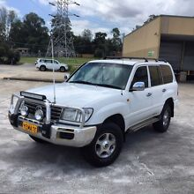 2004 Toyota LandCruiser 4x4 auto v8 rego till March '16!!! Blacktown Blacktown Area Preview