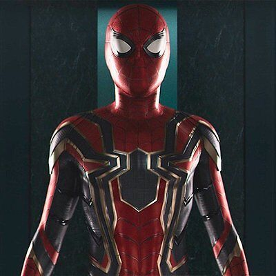 The Civil War Homecoming Iron Spider-Man 3D Printing Cosplay Costume - Spiderman Civil War Costume