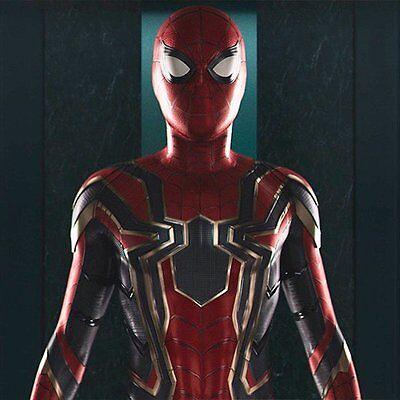 Custom Order : The Civil War Homecoming - Spiderman Custom Kostüm