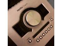 UNIVERSAL AUDIO APOLLO TWIN INTERFACE / SOUND CARD