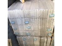 Insulation Boards Seconds 1.200 x 450 x 100ml Cavity Board T & G PIR Quintherm & £8.00 each