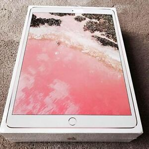 BNIB Apple iPad Pro 10.5 64GB Rose Gold almost 1 YR Warranty