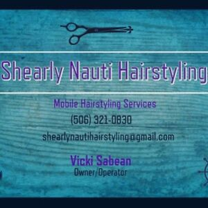 Mobile Hairstyling services