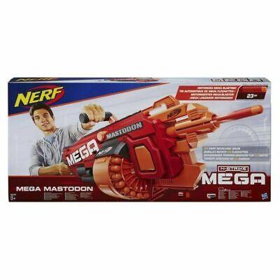 Brand new Huge NERF N-Strike Mega Mastodon (bx2)