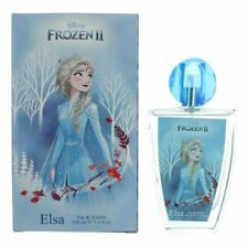 Disney Frozen II Elsa Perfume by Disney 3.4 oz EDT Spray for Girls