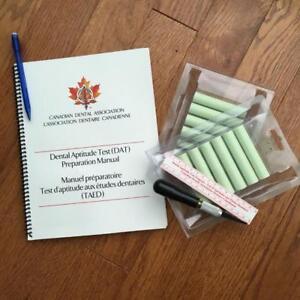 DAT preparation materials: CDA Handbook