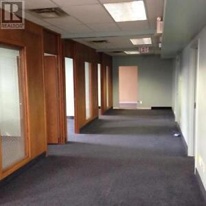 Great office location in the heart of downtown.