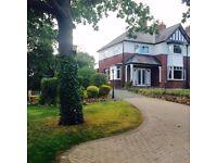 Mon- Fri let in a lovely house - Chester
