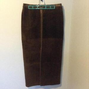 Danier Leather Skirt