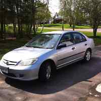 2004 Honda Civic Special Edition
