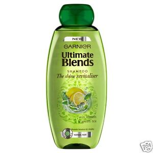 Garnier Ultimate Blends Shine Revitaliser Shampoo 400ml