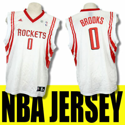 NBA Houston Rockets Aaron Brooks Adidas Replica Jersey, -