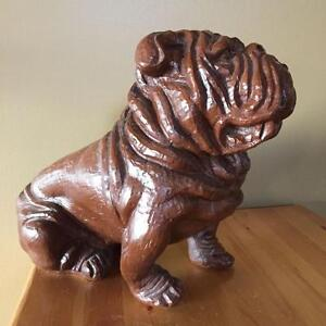 Red Mill Mfg. Large English Bulldog - Adorable!!