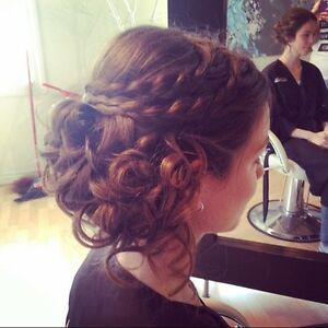 Hairstylist for your wedding day Kitchener / Waterloo Kitchener Area image 8
