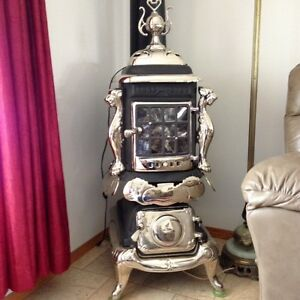 Parlour Stove  ( CUBA  No.  22  )  Before the 1930,s