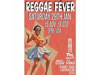 Reggae Fever at Ollie Vees