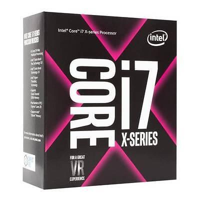 Intel Core i7-7740X X-series Kaby Lake Processor 4.3GHz 8.0GT/s 8MB LGA 2066