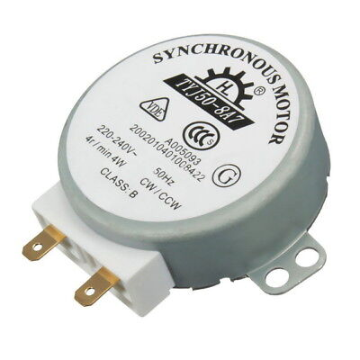 Motor Plate TYJ50-8A7 Microwave Whirlpool Ariston Hotpoint Indesit Zug